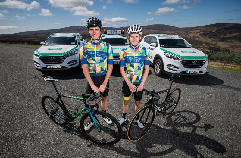 Cycling Ireland Europcar Revealed As Official Race Partner To An